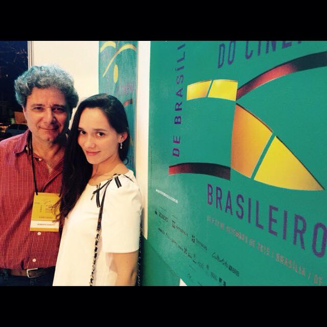 Prova de Coragem no Festival de Brasília