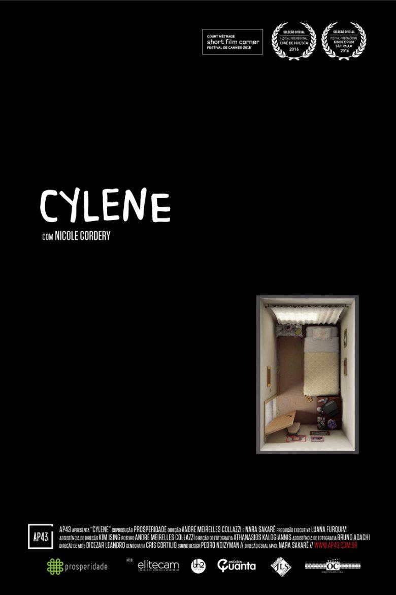 Cylene na mostra Prata da Casa do Festival Internacional Kinoforum